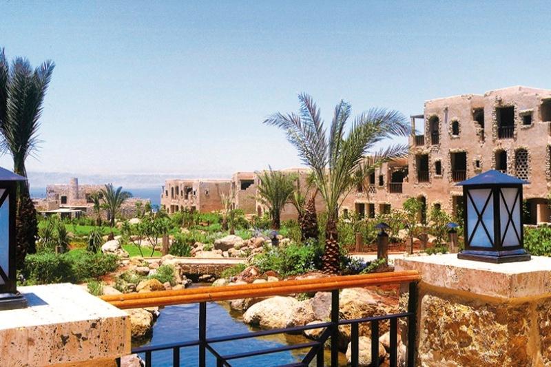 Wunderschöne Hotelanlage