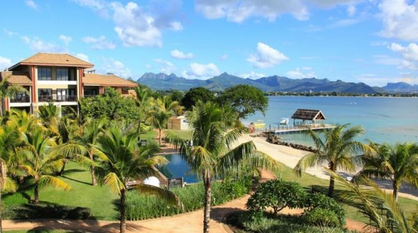 Hotelanlage Intercontinental Resort Mauritius
