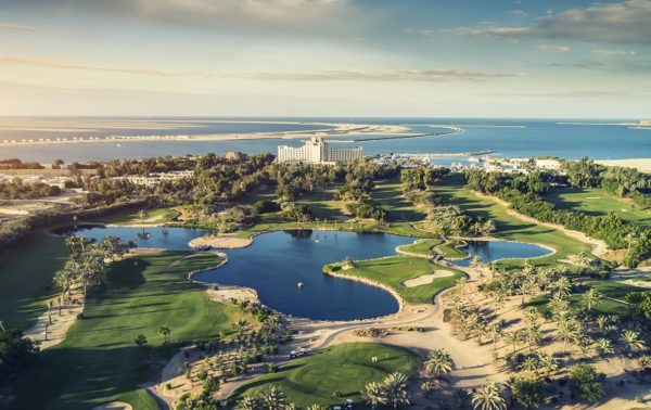 JA Jebel Ali Beach Hotel, Dubai – Golfplatz