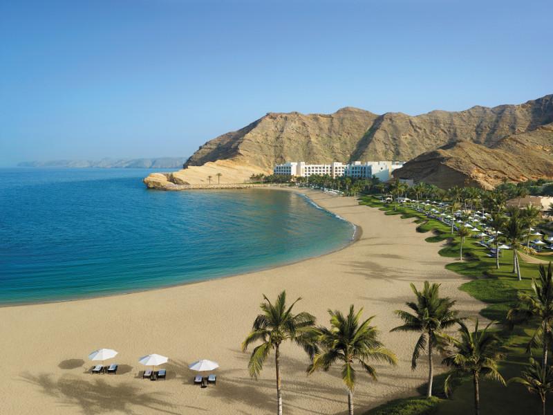 Al Bandar und Al Waha Strand