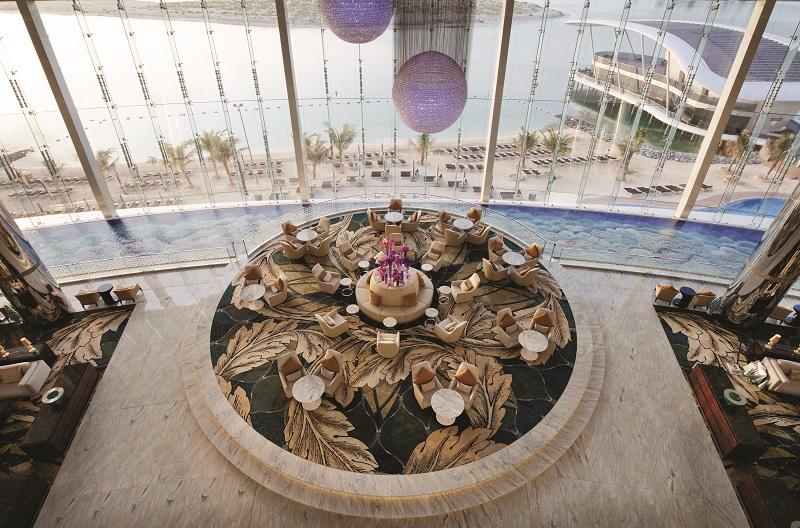 Jumeirah at Etihad Towers – Lobby