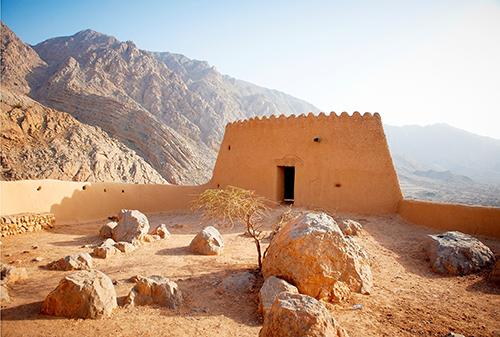 Restliche Emirate