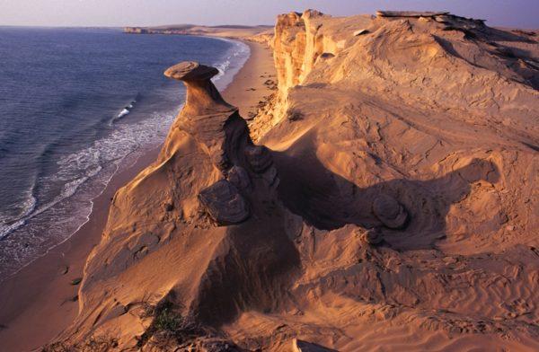 Küste Oman's
