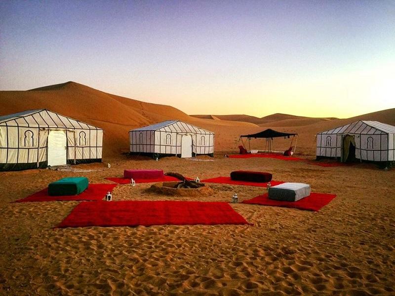Camp Taragalt Luxury Desert