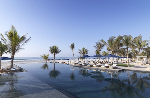 Pool Al Baleed Resort Salalah