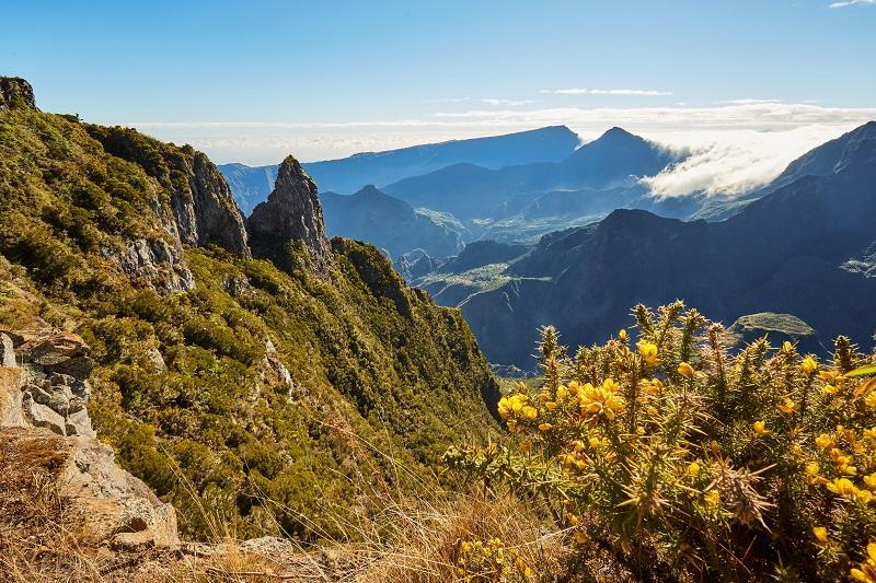Piton Maido, La Reunion Island, France