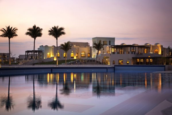 Pool Club Rotana Salalah