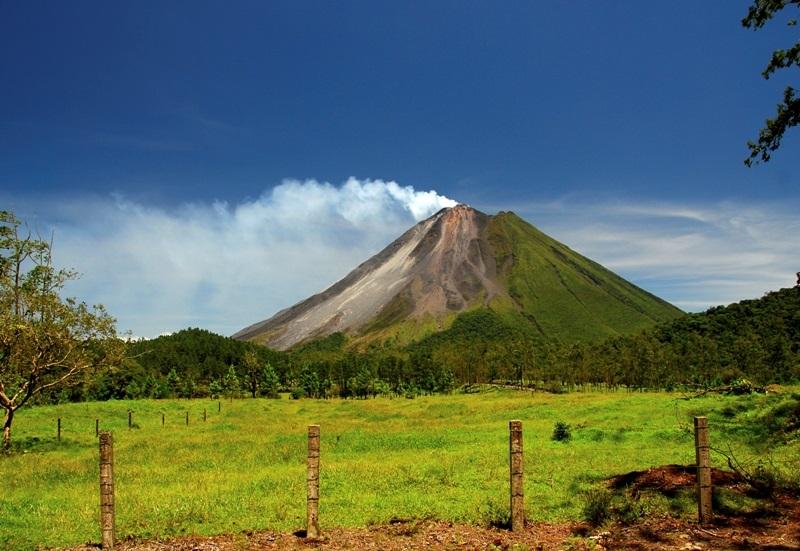Vulkan Costa Rica