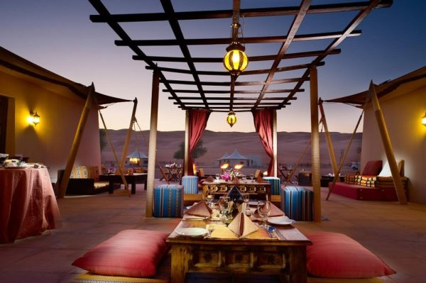 Restaurant Desert Nights Camp