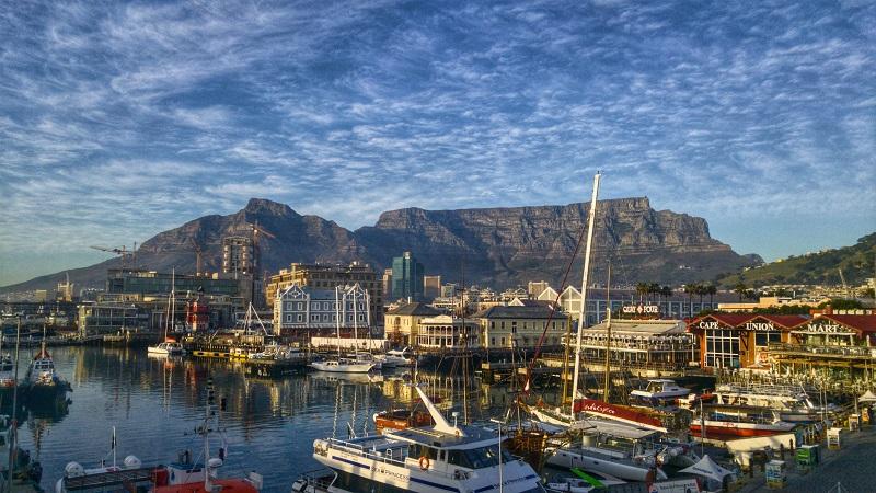 Kapstadt Hafen