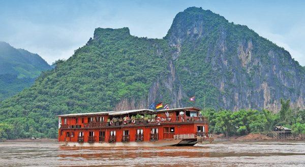 Unterwegs mit der Mekong Sun