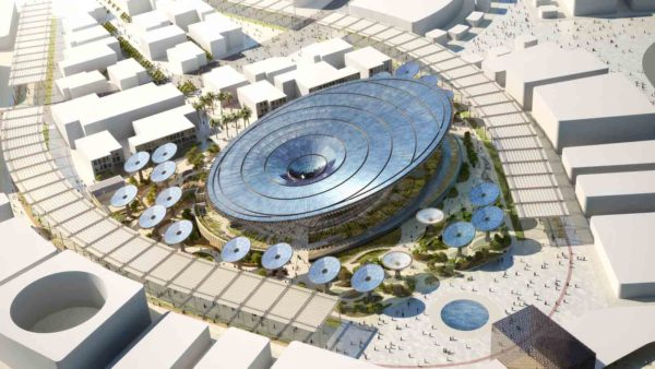 Pavillon Nachhaltigkeit Pavillon Expo 2020 Dubai