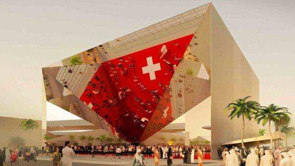 Pavillon Schweiz Expo 2020 Dubai