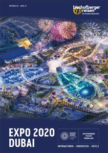 Expo 2020 in Dubai jetzt bei uns buchen! Exklusive Topangebote!