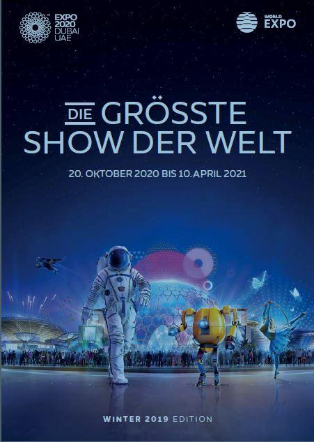 Die grösste Show der Welt